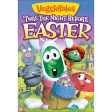 veggie tales easter veggie tales twas the before easter target