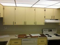 Kitchen Cabinets Staining by Kitchen Cabinets Darker Before And After Monsterlune Pictures