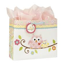 large gift bag happy baby