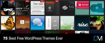 75 best free wordpress themes ever design services and tasty