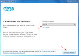 telecharger skype bureau comment installer skype sur l ordinateur