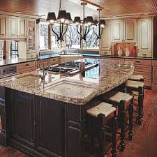 Kitchen Islands With Stoves Kitchen Island Stove Effective Robinsuites Co