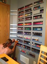 cool nail polish and nail salon decor from etsy amazing salons