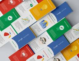 google website and landing page design ekr portfolio
