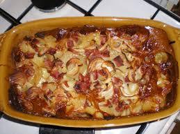 cuisine d hiver tartiflette à la cancoillotte titia aux fourneaux
