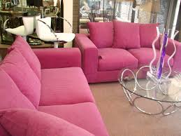 Single Chairs For Living Room Furniture Modern Living Room With Small Pink Sofa And Round