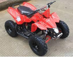 mini utv kicker 350 watt 36v electric atv kids mini quad kartquest com