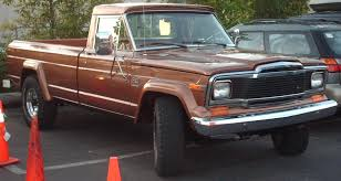 1985 jeep comanche jeep gladiator wikipedia
