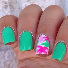 palm tree nails pictures photos and images for facebook