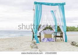 wedding arches outdoor beautiful wedding arch cabana on stock photo 245564146