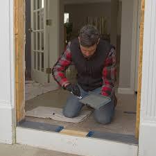 Prehung Exterior Door Install A Prehung Exterior Door