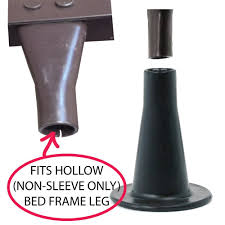 Bed Frame Legs For Hardwood Floors Amazon Com Bed Frame Feet That Replace Your Wheels Replacement