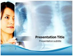nurse with x ray powerpoint ppt templates ppt template for nurse