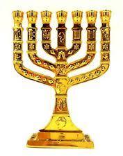 menorah candles collectible judaic menorahs ebay