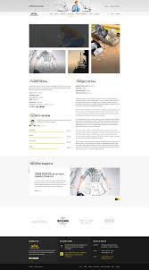 Southpark Mall Map Constructioner Modern Construction Psd Template By Exprostudio
