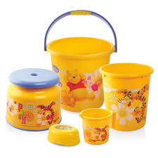 Yellow Bathroom Decor by Rubber Duck Bathroom Set