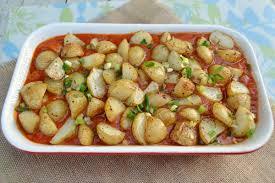 Potatoes As Main Dish - spanish style potatoes with a blast