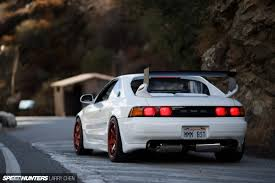 1990 nissan 300zx twin turbo wide body kit midship weapon the perfect sw20 speedhunters