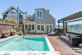 home with pool 4 san francisco homes with pools curbed sf