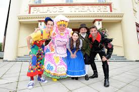 Halloween Town Cast 2017 by Beauty And The Beast Cast In Town To Launch Countdown To Panto