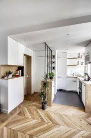 ouvrir cuisine une verrière de cuisine pour ouvrir l espace