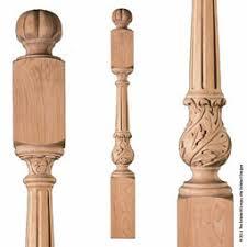 Decorative Wood Post Newel Post Wood Newel Posts Shop Diy
