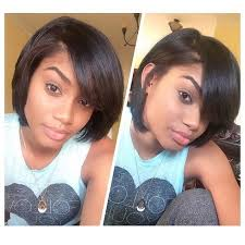bob haircuts for damaged hair 36 best hairstyles for black women 2018 hairstyles weekly