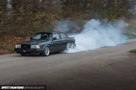 volvo track for sale turbo bricking it riding in a 740hp volvo speedhunters