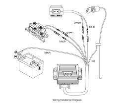 wiring diagram for warn 2500 winch wiring diagram