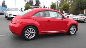 2014 volkswagen beetle reviews and 2014 volkswagen beetle tornado red stock 109591 youtube