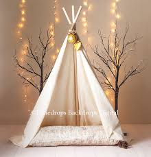 digital backdrops newborn christmas teepee digital backdrop pixiedrops