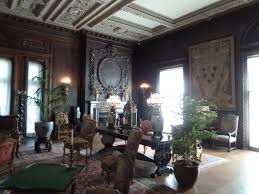 Victorian Interior by Vanderbilt Mansion Living Room Home Interior Pinterest