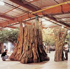artificial oak tree large scale sculpture oak tree indoor trees