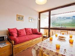 apartment lac du lou ii val thorens france booking com