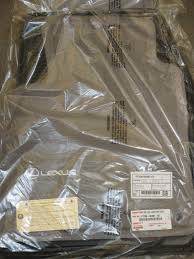 car mats for lexus lx470 lexus genuine lx470 carpet floor mat set gray 1998 2007 ebay