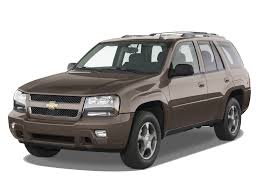 2008 chevrolet trailblazer reviews and rating motor trend