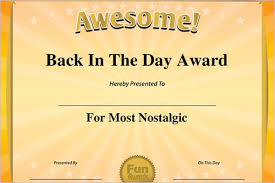 15 sample funny certificate templates free word designs