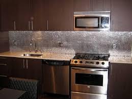 Kitchen Backsplash Tin Kitchen Interior Metal Backsplash Tin For Kitchen Panels Designs