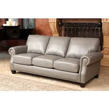 Distressed Leather Loveseat Leather Sofas Couches U0026 Loveseats Shop The Best Deals For Nov