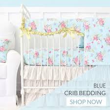 Baby Crib Bedding For Girls by Crib Sets Caden Lane
