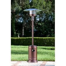 Fire Sense Patio Heater Manual Fire Sense 46 000 Btu Commercial Hammer Tone Bronze Finish Patio