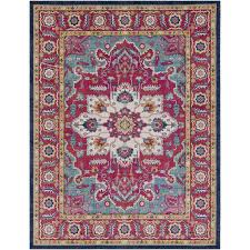 Pink And White Area Rug by Gray And Pink Area Rug Rug Designs
