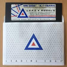 leading edge model d wikipedia