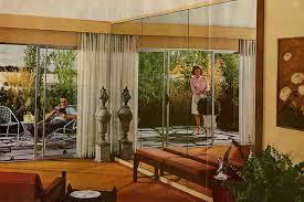 Contemporary Drapes Window Treatments Mid Century Modern Window Treatments Inspiration Home Designs
