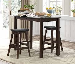 counter dining chairs wisdom counter dining set table 2 chairs buy online at best