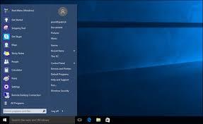 windows 8 bureau classique shell transformez le menu démarrer de votre windows 10 en