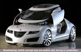 concept car of the saab concept cars a quick look