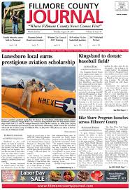 fillmore county journal 8 28 17 by jason sethre issuu