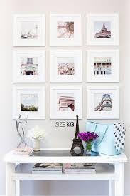 instagram design ideas 23 instagram gallery wall ideas for trendy décor shelterness