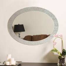 Oval Bathroom Mirror by Oval Bathroom Mirror Image U2014 Home Ideas Collection Oval Bathroom